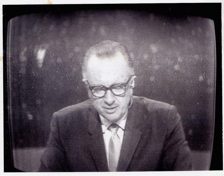 Fifty Years Ago, a Conservative Activist Launched an Effort to Record All Network News Broadcasts