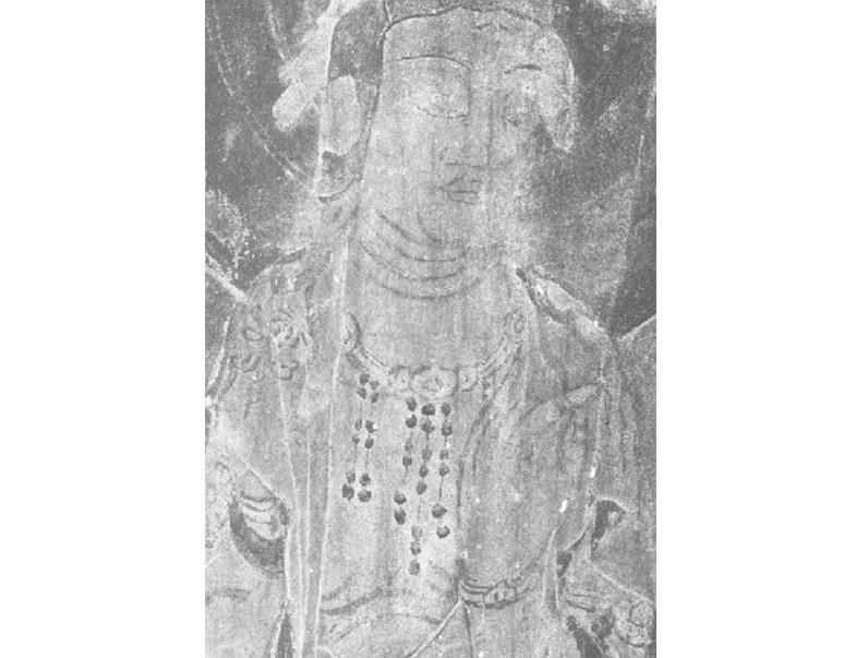 Bodhisattva painting