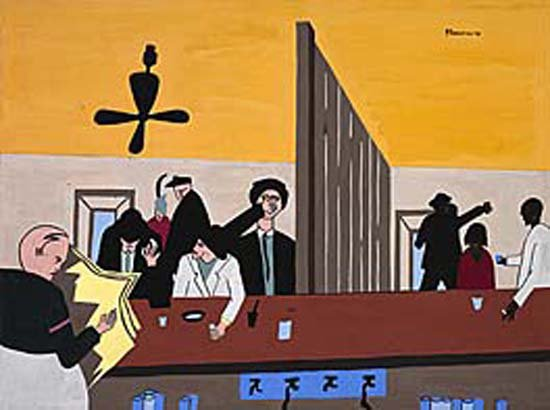 Jacob Lawrence, Bar and Grill