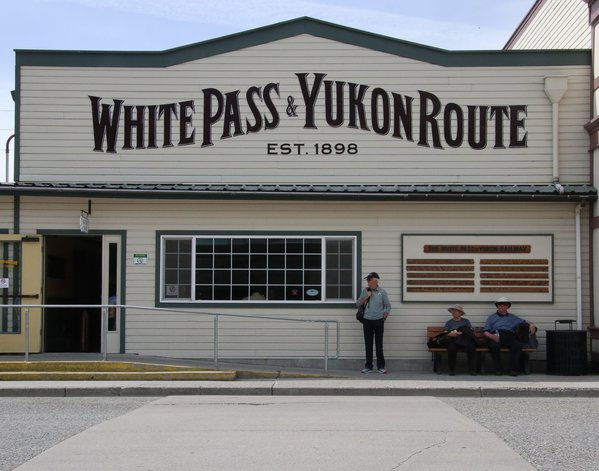 Skagway office of the White Pass & Yukon Route thumbnail