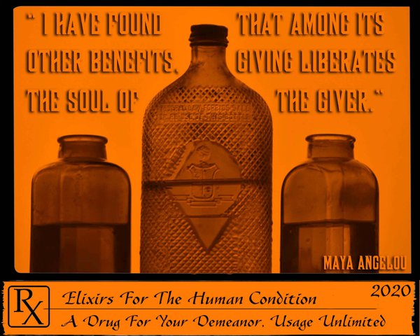 Elixirs For The Human Condition: A Drug For Your Demeanor thumbnail