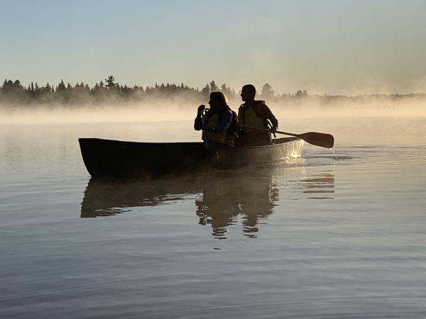 Early Morning Paddle thumbnail