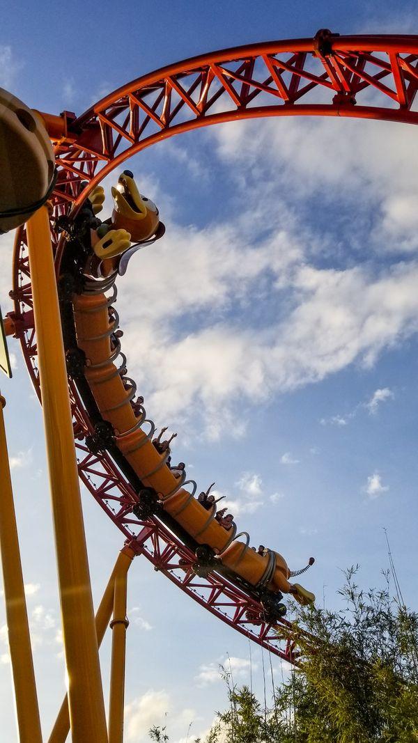 Riding the Slinky Dog thumbnail