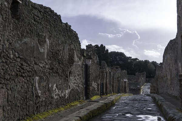 Pompeii Alley Between Storms thumbnail