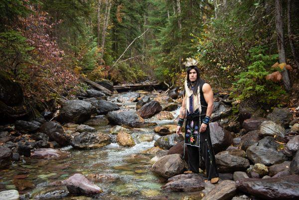 Jonas Rydell, Native American thumbnail