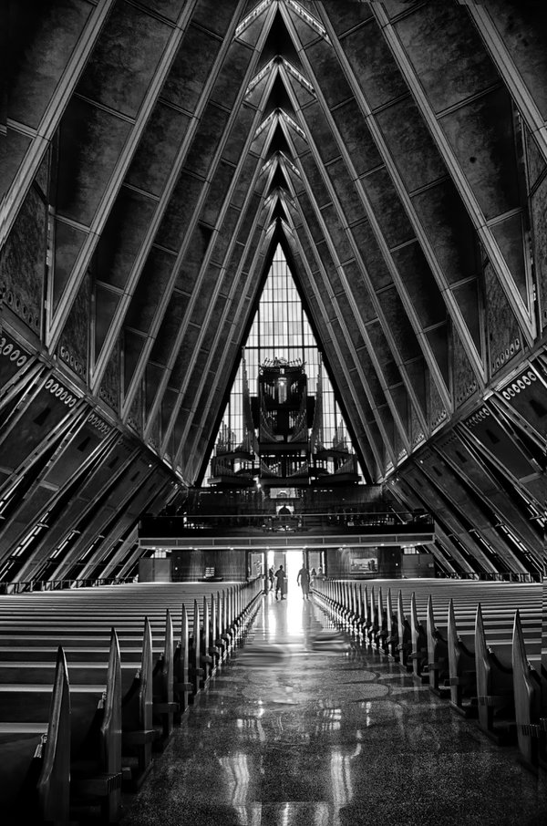 Air Force Chapel in Colorado Springs thumbnail