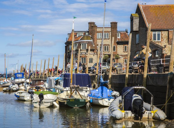 Blakeney Harbour thumbnail