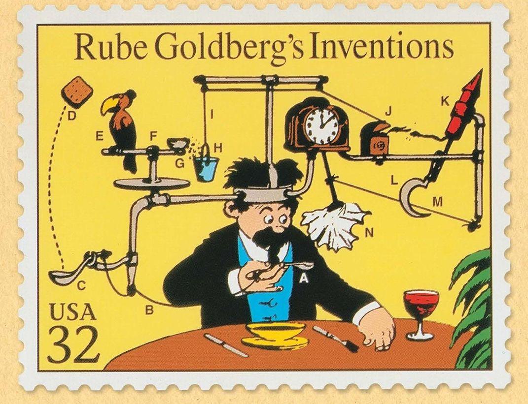 Queens Museum Brings Rube Goldberg Machine to Life