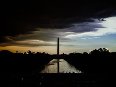 Washington's National Mall, home to 11 Smithsonian museums, flooded in 2006, causing millions of dollars in damage.