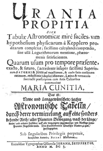The 17th-Century Lady Astronomer Who Took Measure of the Stars