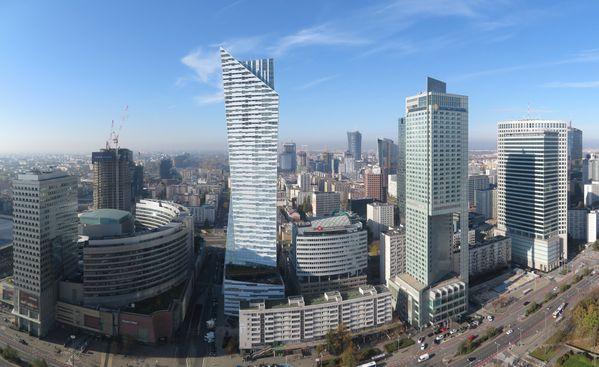 Warsaw towers thumbnail