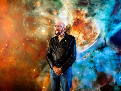 Astrophysicist Kip Thorne dared to dream of a machine to find gravitational waves.