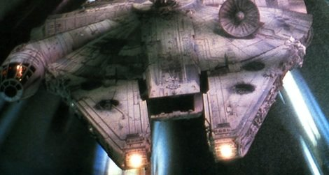 Scientists calculated how to make a force field big enough to fit the Millennium Falcon.
