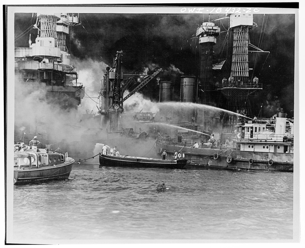 How (Almost) Everyone Failed to Prepare for Pearl Harbor