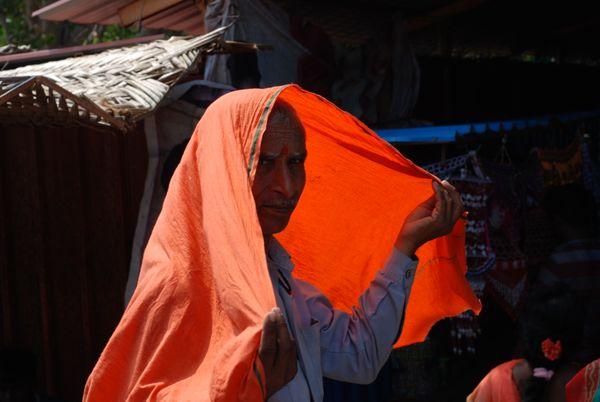 Orange Scarf thumbnail