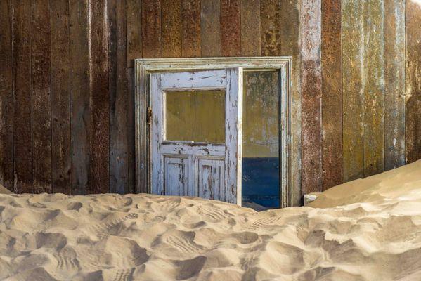Namib Ghost Town of Kolmanskop thumbnail