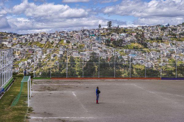 goalkeeper, Quito Ecuador thumbnail