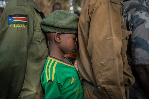 A Former Child Soldier Is Released From the Army  thumbnail