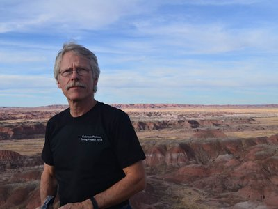 Paleontologist Paul Olsen of Lamont-Doherty Earth Observatory is co-leading a project in Arizona's Petrified Forest National Park to drill deep into rocks dating back more than 200 million years.