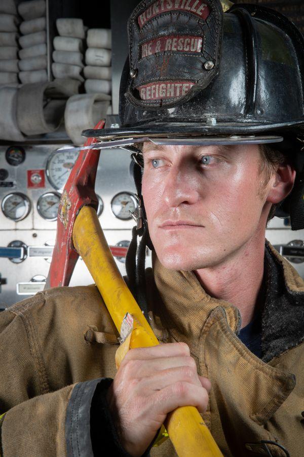 A Firefighter in Huntsville, AL thumbnail