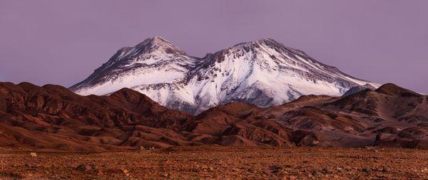 Cerro Tumisa, heure bleue. thumbnail