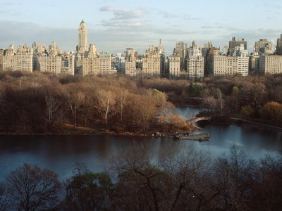 """Central Park as seen in 1990, a year after the attack that put the """"Central Park Five"""" in the headlines"""