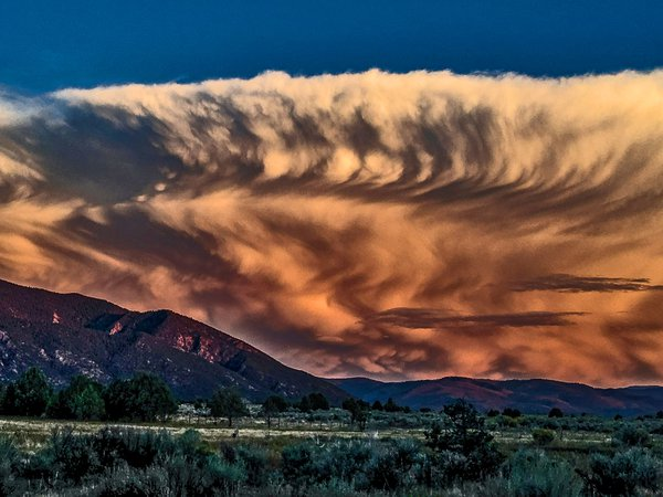 Storm Front and Taos Mountain thumbnail