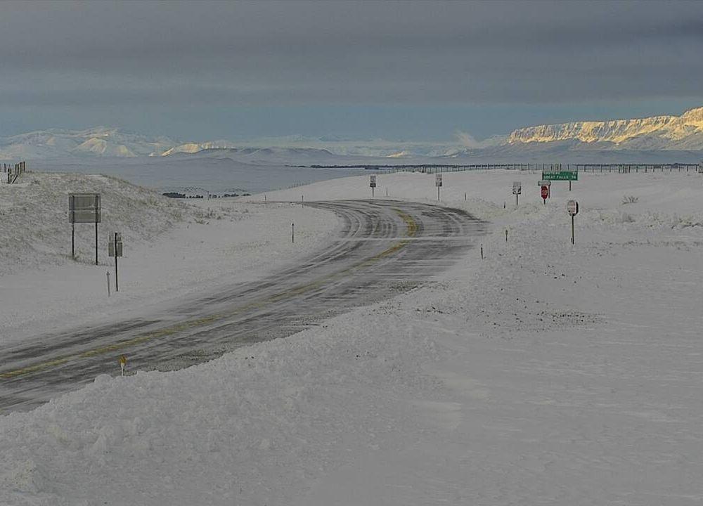 Montana Snowstorm