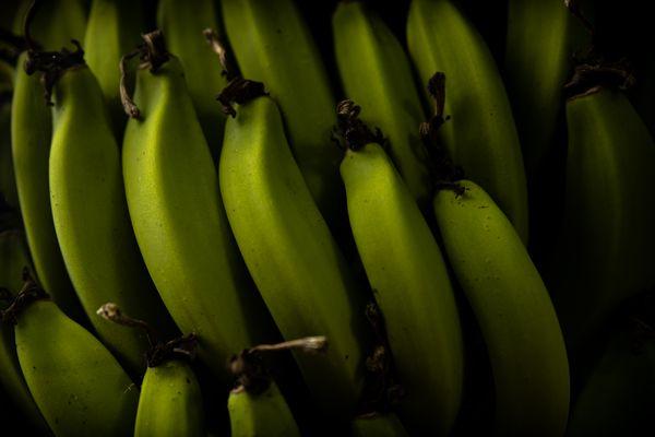 Green Bananas Brazil's country side thumbnail