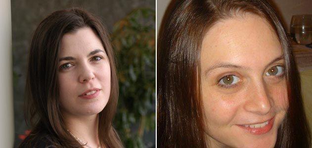 Sarah Zielinski and Jennifer Drapkin