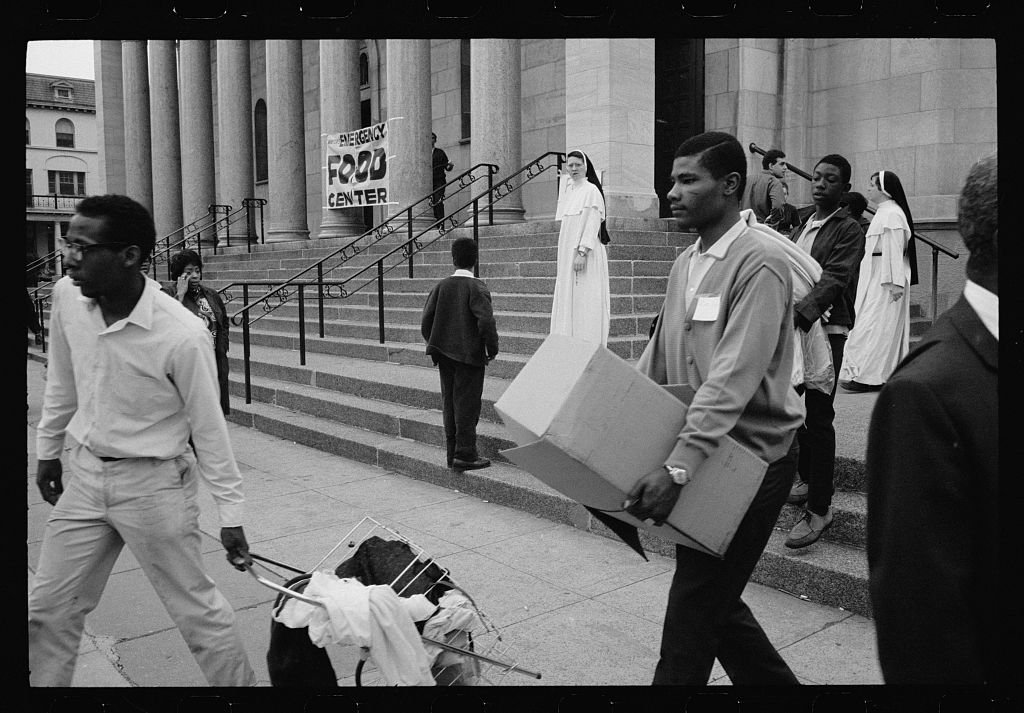 The Long, Painful History of Racial Unrest