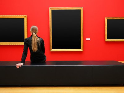 """The frame is the """"mother holding its child,"""" says the Smithsonian's Martin Kotler. Many frames are works of art in their own right—and deserve to be seen as such."""