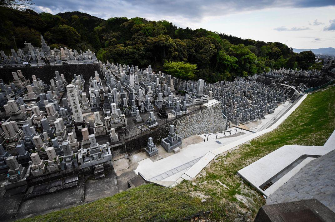 'Tree Burials' Are Gaining Popularity in Japan as Gravesite Space Decreases