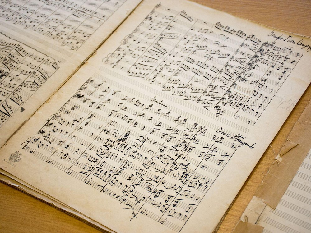 Holst Manuscript