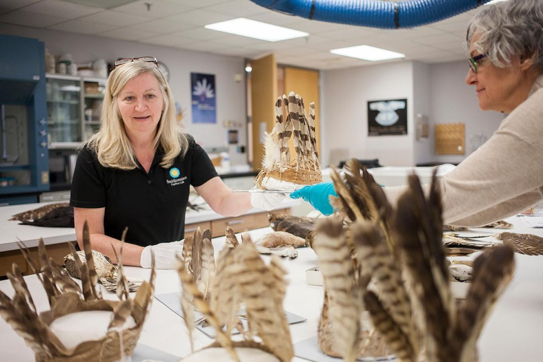 Telling the Story of 19th-Century Native American Treasures Through Bird Feathers