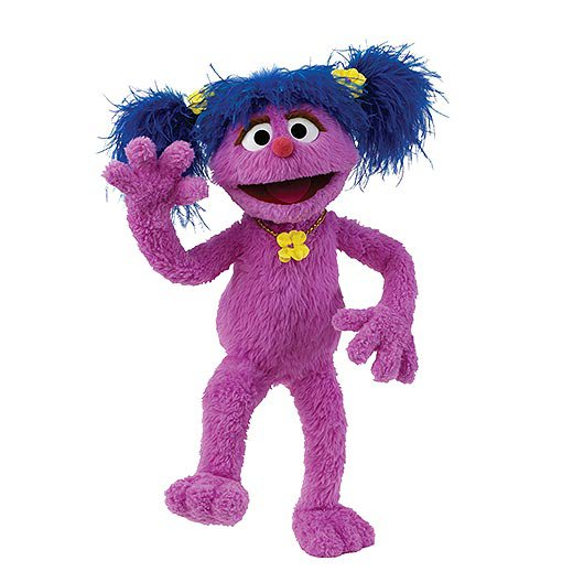 Teena Sesame Street