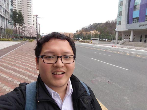Me during spring time in POSTECH university, South Korea. thumbnail