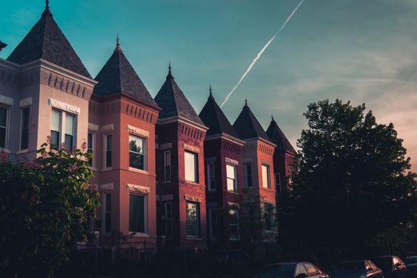 DC Row house Architecture thumbnail