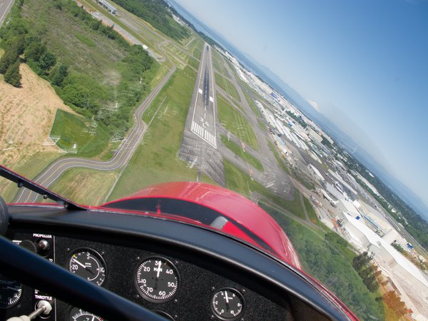 Paine Field Flyby Approach thumbnail