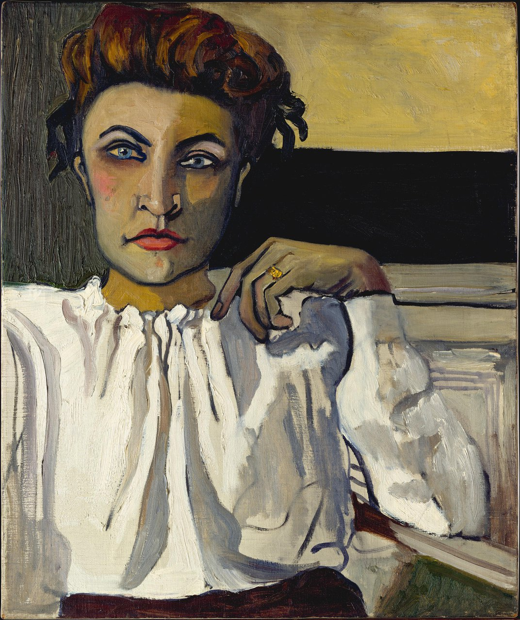 How Alice Neel's Revolutionary Portraits Put People First
