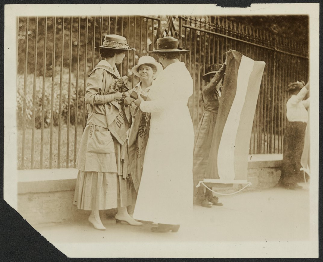 Radical Protests Propelled the Suffrage Movement. Here's How a New Museum Captures That History