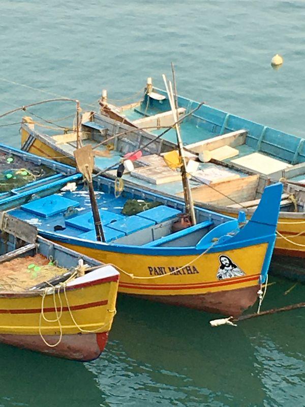 Fishing boats of India thumbnail