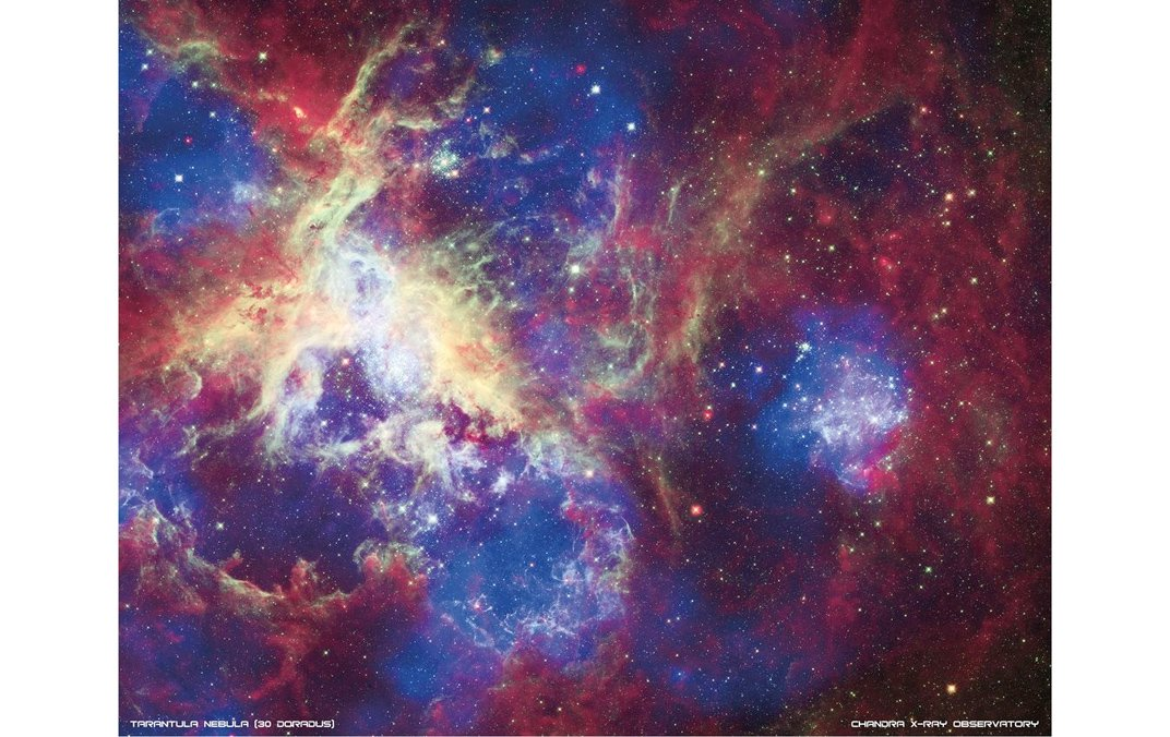 Chandra Telescope Observes Two Decades of Turning Theory Into Reality