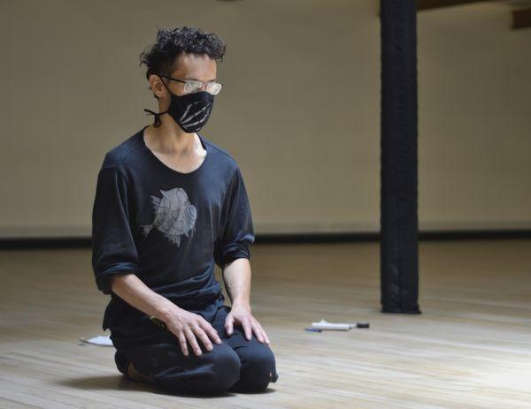 Meditation during lockdown thumbnail