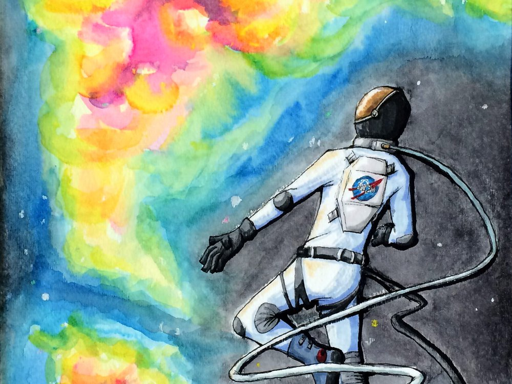 NASA Art 1