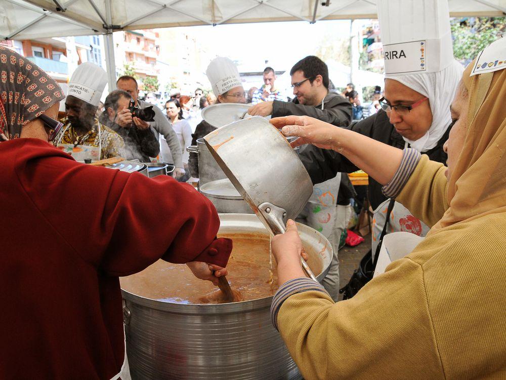 Festival de Sopes del Món Mundial