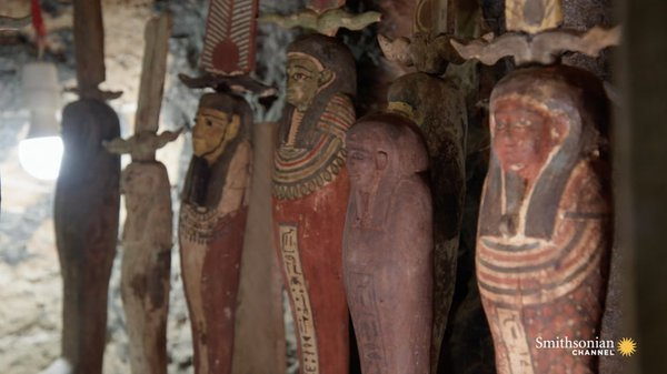 Preview thumbnail for This Ancient Egyptian Mega-Tomb Is the Largest of Its Kind