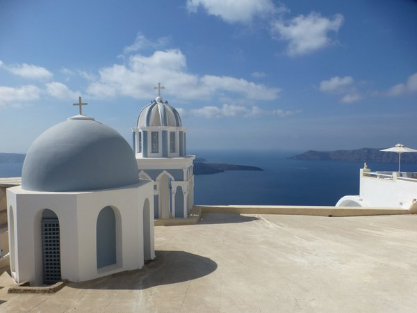 The Churches Oia, Santorini  thumbnail