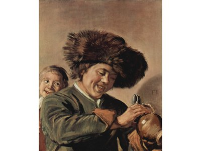 """Speaking with BBC News, Frans Hals specialist Anna Tummers described the painting as a """"wonderful example of his loose painting style. ... It was very playful, daring and loose."""""""