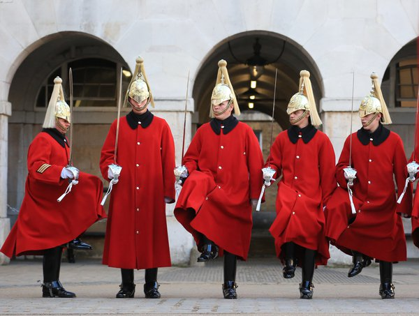 Horse Guards Ceremony thumbnail
